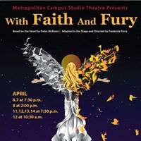 Auditions With Faith and Fury at Western Campus