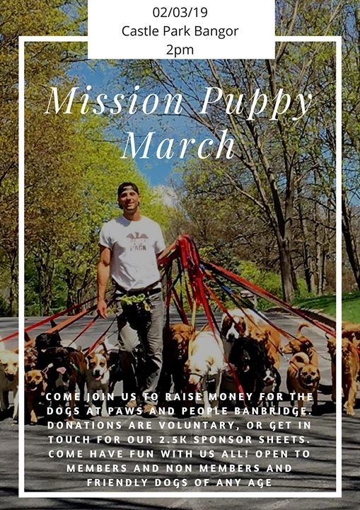 Mission Puppy March