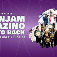 Moonjam Rocazino &amp Back To Back