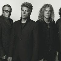 Bon Jovi At American Airlines Center Dallas TX