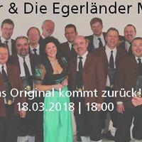 Ernst Hutter &amp die Egerlnder Musikanten