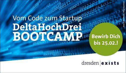 DeltaHochDrei Bootcamp