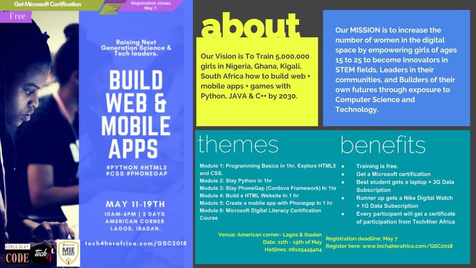 Gsc2018 Build Web Mobile Apps Get Microsoft Certification