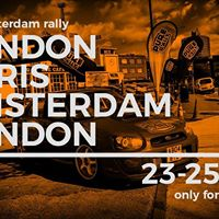 Pure Rally Amsterdam 2018