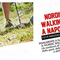 Nordic Walking a Napoli  corso di avvicinamento