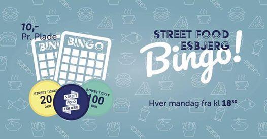 Mandags Bingo hver mandag