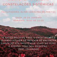 Workshop Vivencial Constelaes Sistmicas