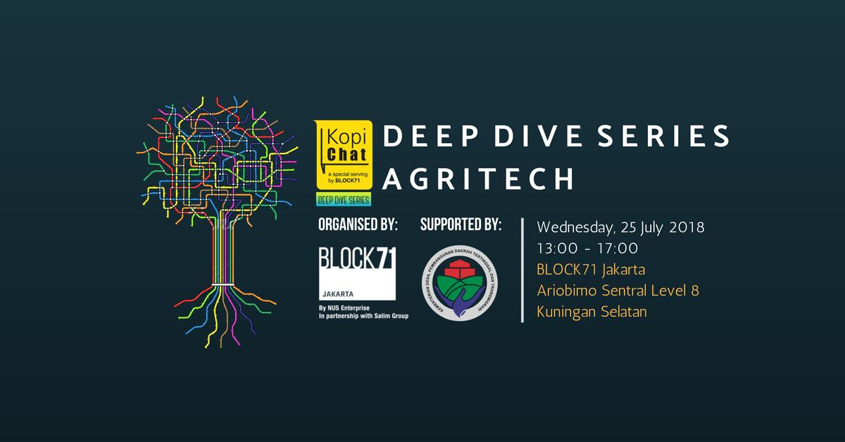 Deep Dive Series AgriTech