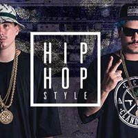 Van de Santa Cruz do Sul - Hip Hop Style com Cacife Clandestino