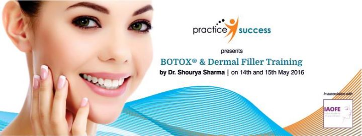 Botox and Dermal Filler Training Course in Pune at Practice Success