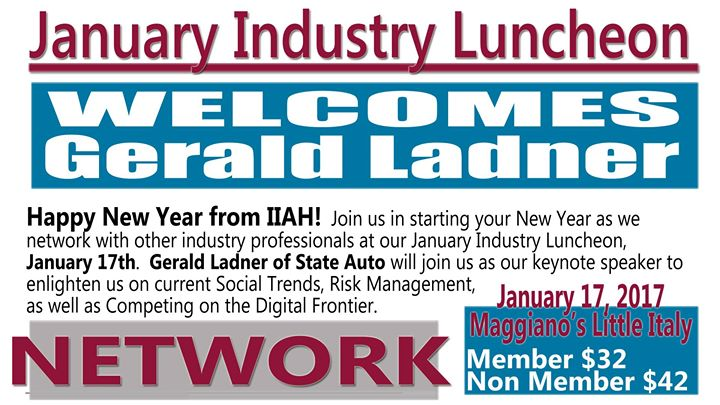 January Industry Luncheon