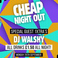 Cheap Night Out - 250917
