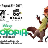 Zootopia at the Utica Zoo