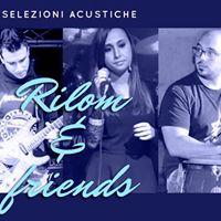 RILOM &amp FRIENDS Selezioni Acustiche