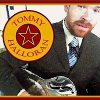 Tommy Halloran solo at Thaxton Speakeasy
