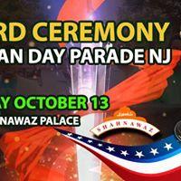 Award Ceremony for Pakistan Day Parade