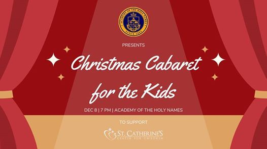 3rd Annual Christmas Cabaret for the Kids