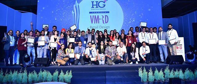 VM&RD Retail Design Awards 2019