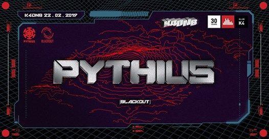 K4DNB w Pythius (NL) [Blackout]