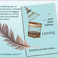Book Launch Leaving by Janet S. Holloway