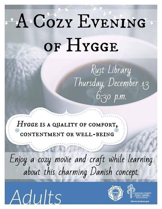 A Cozy Evening of Hygge
