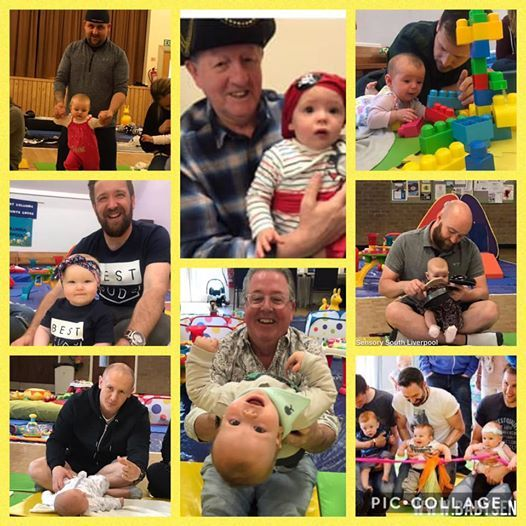 Baby Sensory South Liverpool Fathers Day Saturday Special