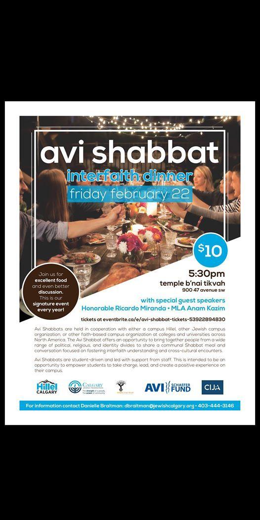 Avi Shabbat 2019
