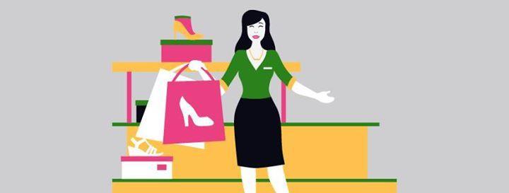 Dag van de shopmanager