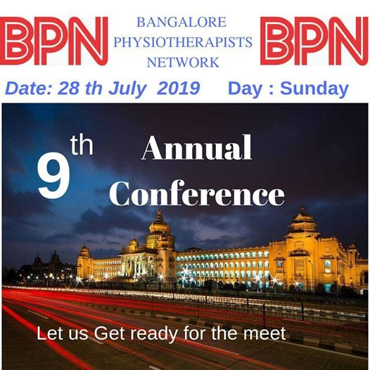 9 th BPN - Physiotherapy Conference 2019