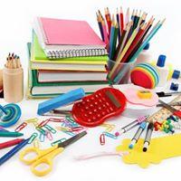 Materiais escolar para a Escola de Ribeira das Patas Santo Anto.