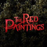 Romania The Red Paintings at Shelter Cluj Napoca