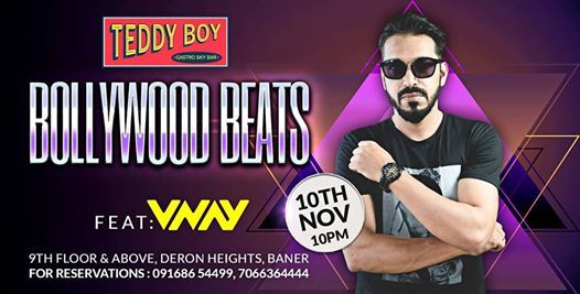 Bollywood Beats Feat. Vnay