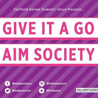 Give it a Go Aim Society (Open Mic Night)