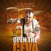 OPEN the CEVA - Open Bar &lt3