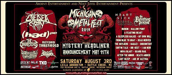 Michigan METAL FEST 2019