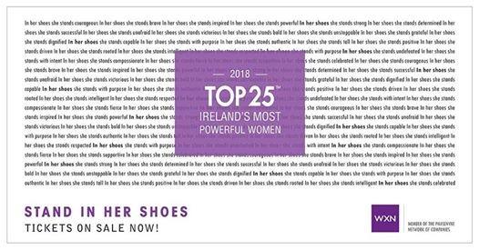 Irelands Most Powerful Women Top 25 Award Celebration