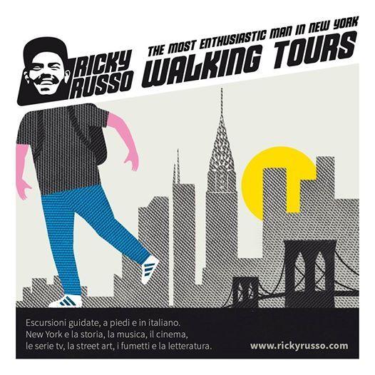 NY Groove Walking Tours - Ottobre 2018