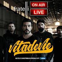 VITA de VIE at Fratelli On AIR Live