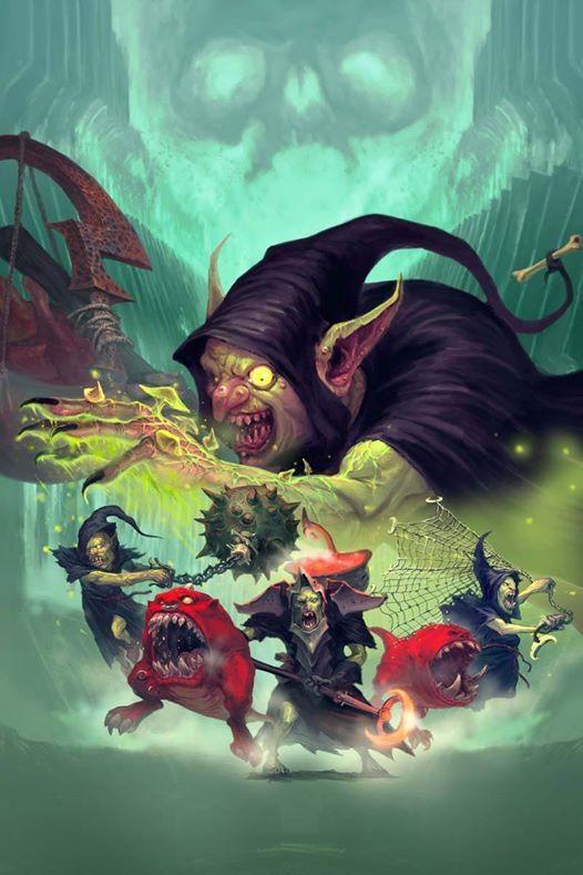 Warhammer Age of Sigmar Warband Mega Battle at Games