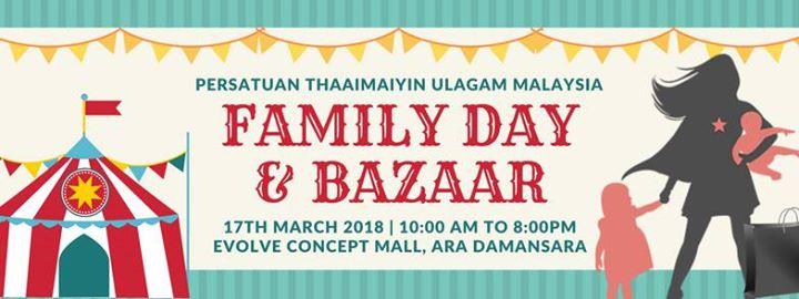 TU Bazaar & Family Day 2018