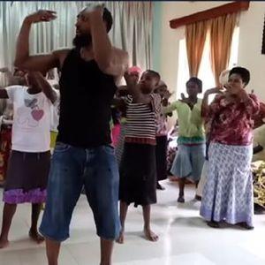 Stage fminin danse traditionnelle congolaise - Bolewa Sabourin