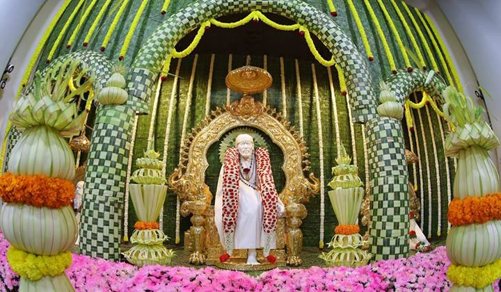 OM SAI RAM LIVE Aartis of SAI BABA All Day