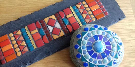Make a Mosaic For Your Garden at Chester Cathedral