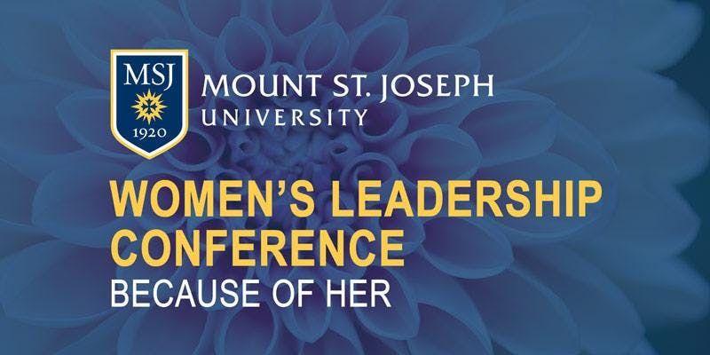 Mount St. Joseph University Womens Leadership Conference 2019