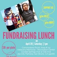 Please Support this Lunch Fundraiser for Melissa Joy Magpili