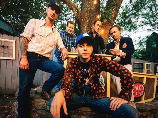 Brody Hunt & The Handfuls - Honky Tonkin at the Cork & Keg