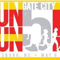 Gate City Sun Run