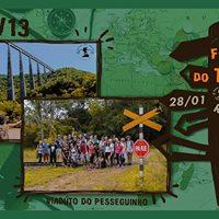 Trekking Ferrovia do Trigo - Bicho do Mato