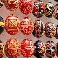 Freestyle Pysanka Easter Egg Workshop