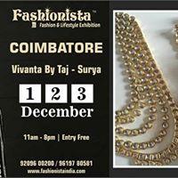 Fashionista Fashion &amp Lifestyle Exhibition - Coimbatore